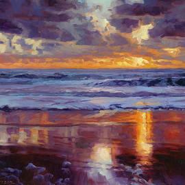 On the Horizon by Steve Henderson