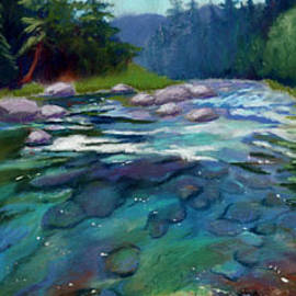 On The Mccloud by Janet Biondi