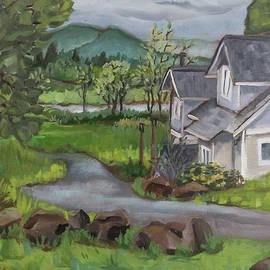On the McKenzie by Tara D Kemp