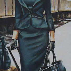 Andy Lloyd - On the Platform