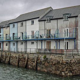Andrew Wilson - On The Waterfront In Plymouth