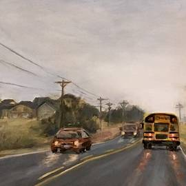 On Their Way by Susan Lang
