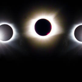 Debra and Dave Vanderlaan - Once in a Lifetime Stages of a Total Solar Eclipse
