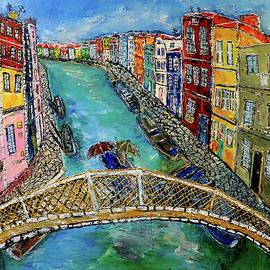 Maya Gavasheli - Once upon a time in Murano