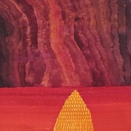 Sol Luckman - One Brush original painting