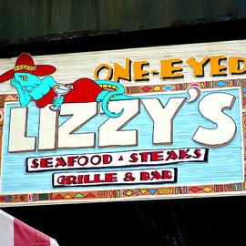 Linda Covino - One Eyed Lizzy