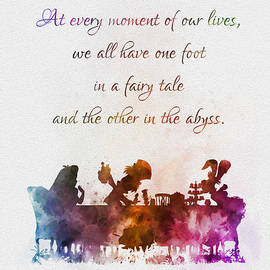 One Foot in a Fairy Tale - Rebecca Jenkins