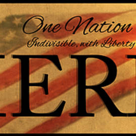 One Nation by Robin-Lee Vieira