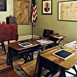 Susan Savad - One Room Schoolhouse in New Jersey