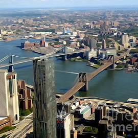 Ed Weidman - One World Observatory View #1
