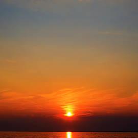 David Stasiak - Oneida Lake Sunset 4