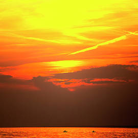 David Stasiak - Oneida Lake Sunset 7