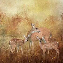 Jordan Blackstone - Only Love Can Do That - Wildlife Art
