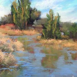 Open Space WAter by Bonnie Zahn Griffith
