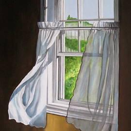 Lillian Bell - Open Window