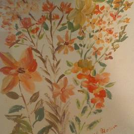 Orange Blossoms by Mary Ward