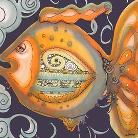 Shane Guinn - Orange Fish