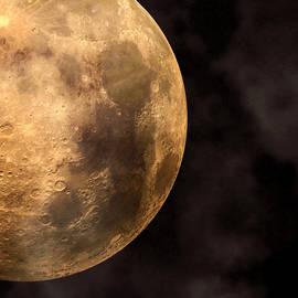 Ally  White - Orange Haze Moon