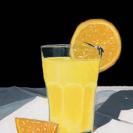 Orange Juice by Karyn Robinson
