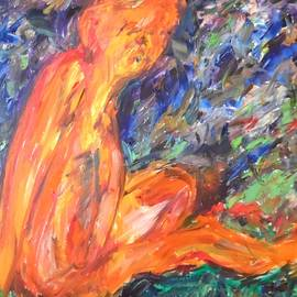 Esther Newman-Cohen - Orange Nymph