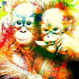 Stacey Chiew - Orangutan