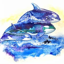 Sherry Shipley - Orca Fantasy