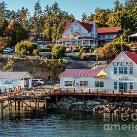 Orcas Island by Rod Best
