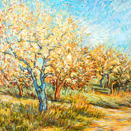 Dusan Balara - Orchard in Bloom