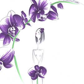 Elettra Deganello - Orchid Eve