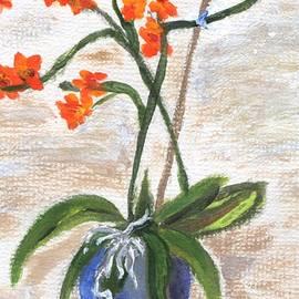 Jamie Frier - Orchid