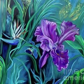 Jenny Lee - Orchid Jungle