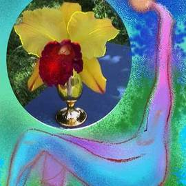 The Art of Alice Terrill - Orchid Keeper