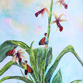 Patricia Beebe - Orchid Thieves