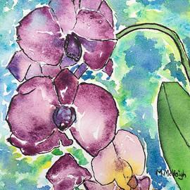 Marita McVeigh - Orchids