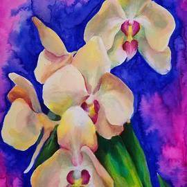 Michelle Brooksbank - Orchids