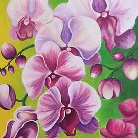 Orchids. Symbol of Love. by Elena Dremova