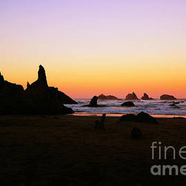 Oregon Sunrise by Jenny Revitz Soper
