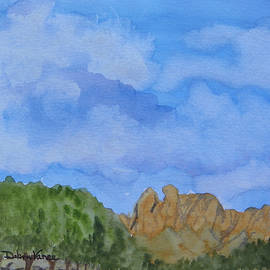 Debra Vance - Organ Mountain Monsoons