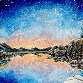 Matt Konar - Orion over Tahoe Winter