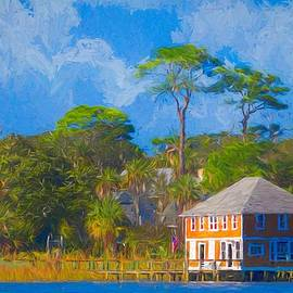 Ormond Yacht Club by Alice Gipson
