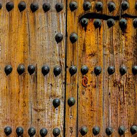 Ornamental Door - Garry Gay