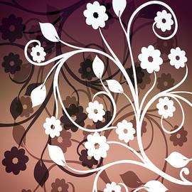 Ornametal 2 Purple by Angelina Tamez