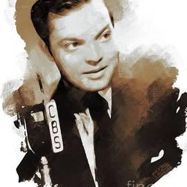 John Springfield - Orson Welles, Actor