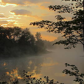 Jeff Heimlich - Ossipee River 2