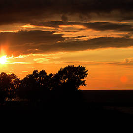 David Stasiak - Oswego Sunset