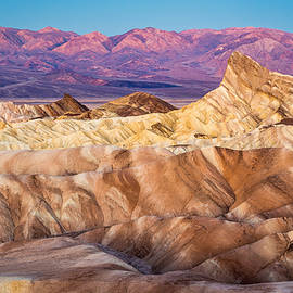 Otherworldly Zabriskie At Dawn by Pierre Leclerc Photography