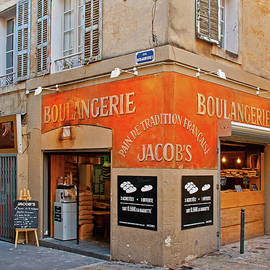 Denise Strahm - Our Daily Bread, Aix-en-Provence, France