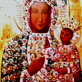 Our Lady of Cheznokovia from St Brenans by Patricia Ducher