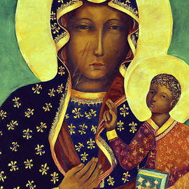 Magdalena Walulik - Our Lady of Czestochowa Black Madonna Poland