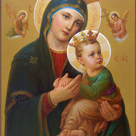 Svitozar Nenyuk - Our Lady Of Perpetual Help - Perpetuo Socorro
